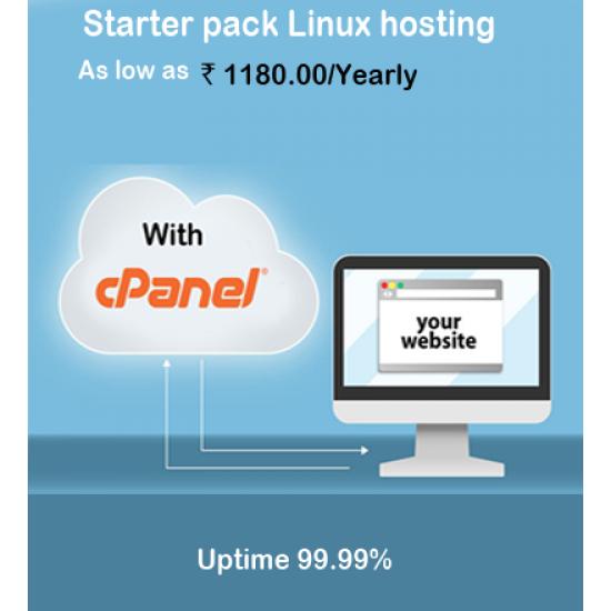Starter Pack Linux Hosting