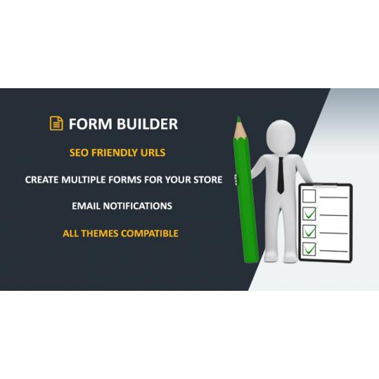 Form Builder - Multi Form Creator